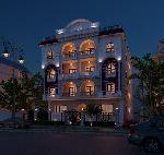 شقة للبيع بالتقسيط ببيت الوطن بالتجمع الخامس موقع متميز